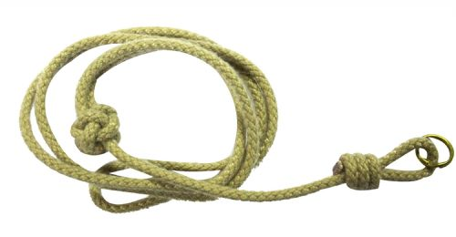 Bisley Natural Lanyard